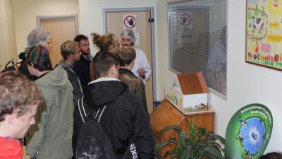 Φάρμα Κουκάκη: Επίσκεψη του Παγκόσμιου Συνδέσμου Φοιτητών Γεωπονίας και Συναφών Επιστημών ΙAAS