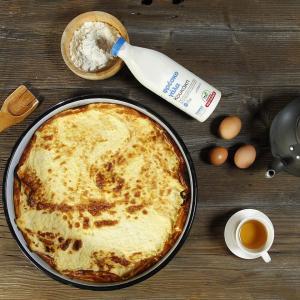 Συνταγή από τη Φάρμα Κουκάκη: Γαλατόπιτα με φρέσκο γάλα Κουκάκη