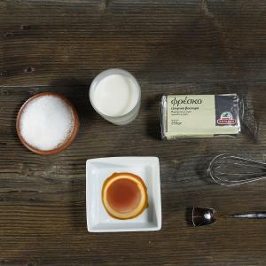 Συνταγή από τη Φάρμα Κουκάκη: Κρέμα καραμελέ