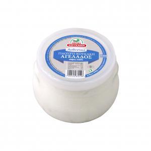 Yogurt di Mucca in Vasetto di Vetro