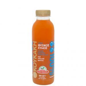 Φάρμα Κουκάκη: Χυμός Μήλο, Πορτοκάλι & Καρότο Φάρμα Κουκάκη